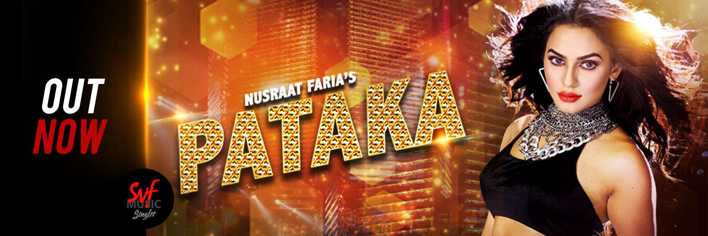 Nusraat Faria's Pataka | SVF Music